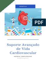 Apostila de Suporte Avançado de vida Cardiovascular