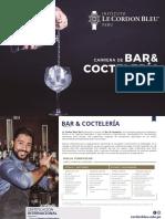 Bar y Coctelería