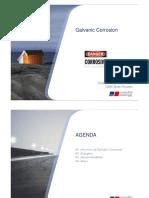 Galvanic Corrosion MTU