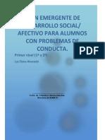 Plan Emergente de Desarrollo Social