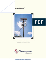 Transmission and Distribution Composite Poles (Shakespeare)