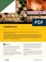 Pests Chalkbrood Info