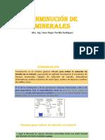 5 Conminución de minerales trituración y clasificación.pdf