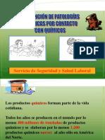Charla Sobre Prevención Patologías Dérmicas y Químicos.