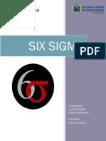 Trabajo Six Sigma Final