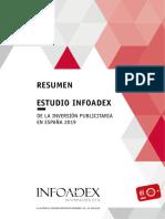 Estudio INFOADEX 2019 (Resumen)