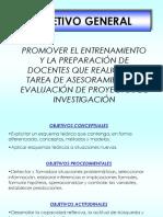 Primer EncuentroTaller en Metodologia de La Investigacion