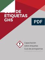 Guia de etiquetas GHS