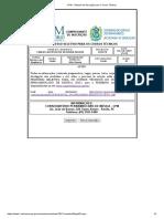 CPM - Sistema de Inscrição Para o Curso Técnico