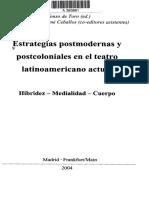Estrategia posmodernas y poscoloniales en le teatro latinoamericano.pdf