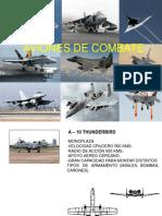 Aviones de Combate de Eeuu