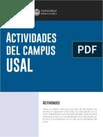 Actividades Campus Usal v1