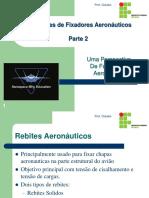 Aplicação de fixadores em Aeronaves