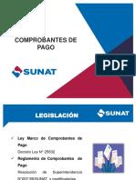 COMPROBANTES DE  PAGO-SUNAT