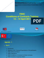 Fidic Conditions of Contr 21032012113710
