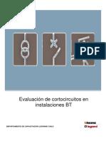 Evaluación de Cortocircuito en Instalaciones BT