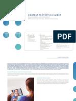 Leaflet-Content Protection Client