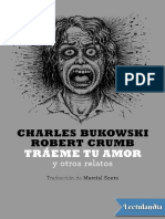 Traeme Tu Amor y Otros Relatos - Charles Bukowski(NaPa)