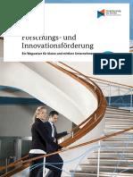 Forschungs und innovationsförderung