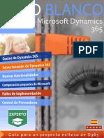 Dynamics 365 Ms d365 Libro Blanco Ticportal