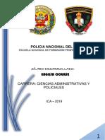 Sílabo Desarrollado Integridad 2019 Pnp Ok
