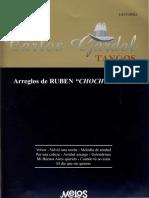 Carlos Gardel for solo guitar (arr.Rubén Chocho Ruiz).PDF