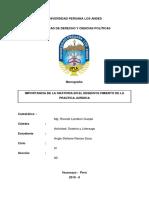 Monografia de Oratoria y Liderazgo Primera Parcial