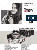Canon Canonet G-III QL17