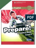 Prepare 5 Cambride Libro de Texto