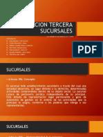 SECCION TERCERA sucursales