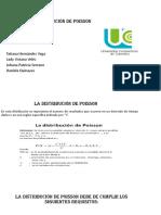 Distribución de Poisson (1)