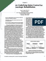 Assumptions Underlying Motor Control-Horak
