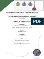 Currículum Nulo y Sus Variantes