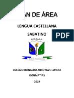 Lengua Castellana (1)