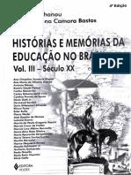 Reformas da Educação no século XX