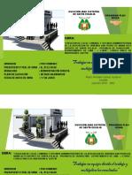 Cartel de Obra 2.40 x 3.60 Metros