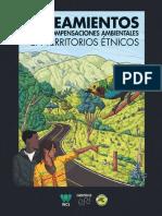Lineamientos para compensación ambientales territorios etnicos