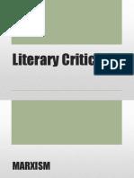5. Lit Crit (Marxism)