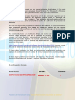 Licencia OEM Windows 10 Pro