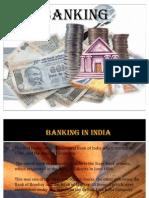 Dheeraj Banking Ppt