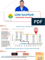 Low Sulphur