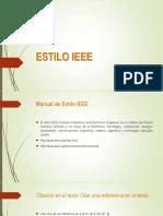 Estilo IEEE