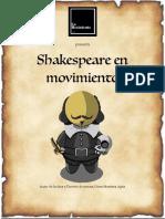 Shakespeare en movimiento