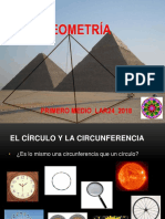 Sectores Circulares