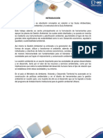 Fase II - principios y estrategias de gestión ambiental