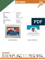 Certificación Elementos de Izaje