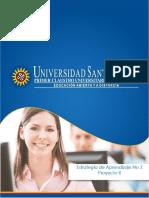 Guía Didáctica 2 Proyecto II 2018-1