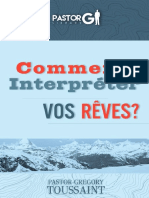 Comment Interpreter Vos Reves (French Edition)_nodrm