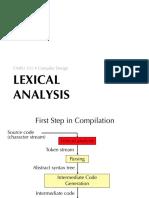 02 Lexical Analysis