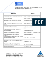 Instructivo de Inscripción Maestria en Administración Publica 2020 1